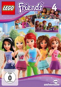 LEGO Friends DVD 4