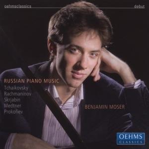 Moser, B: Russische Klaviermusik