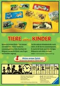 Tiere und ihre Kinder