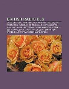 British radio DJs