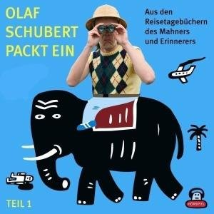 Schubert, O: Olaf Schubert packt ein/CD