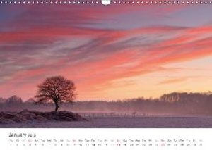 Silence Moments of tranquility (Wall Calendar 2015 DIN A3 Landsc
