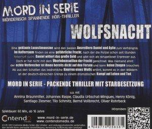 Mord in Serie: Wolfsnacht