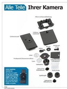 Spiegelreflexkamera selber bauen: Mit Modellsatz für eine voll f