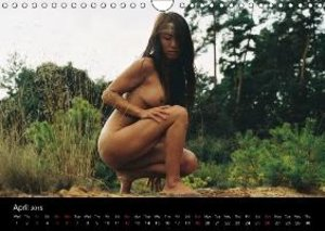 naturally naked (Wall Calendar 2015 DIN A4 Landscape)