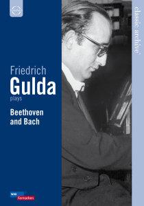 Gulda spielt Beethoven und Bach
