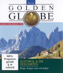 Wagner, K: Südtirol & die Dolomiten/Golden Globe/Blu-ray