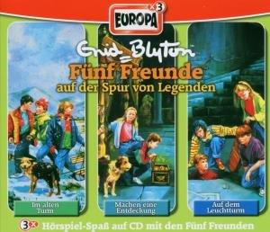 Fünf Freunde Box 07. Folgen 9, 14, 16