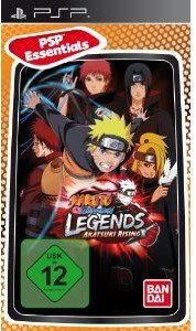 Naruto Shippuden Legends: Akatsuki Rising [Essentials]