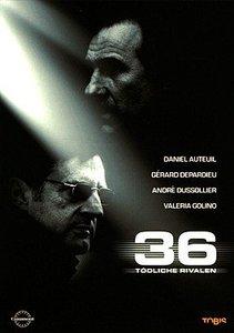 36 - Tödliche Rivalen