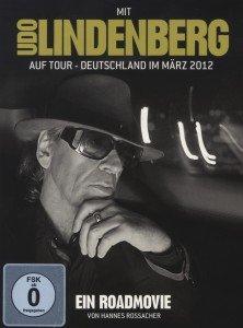 Mit Udo Lindenberg Auf Tour-Deutschland Im März'12