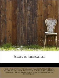Essays in Liberalism