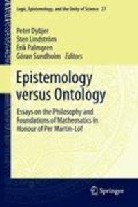 Epistemology versus Ontology