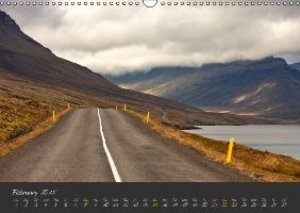 Iceland Landscapes extraordinarily fascinating (Wall Calendar 20