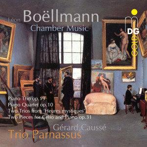 Klaviertrio op.19,Klavierquartett op.10,2 Trios