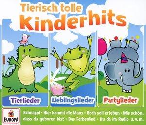 Tierisch tolle Kinderhits-01/3er Box (Tierlieder