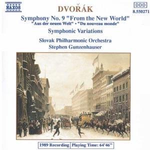 Sinfonie 9/Sinf.Variationen