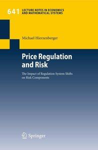 Price Regulation and Risk