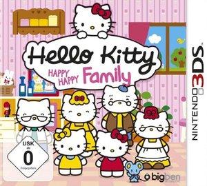 Hello Kitty - Happy Happy Family