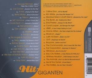 Die Hit Giganten-Cover Hits