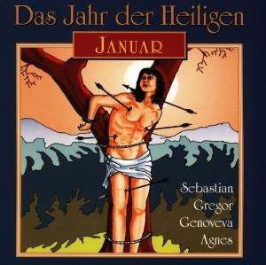 Jahr Der Heiligen-Jan.-