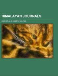 Himalayan Journals Volume 2