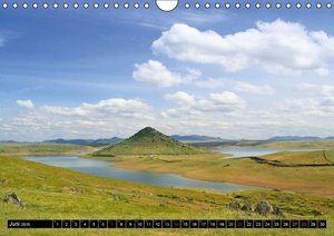 LianeM: Extremadura - Unbekanntes Spanien (Wandkalender 2015