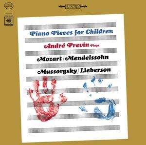 Andre Previn - Piano Pieces For Children