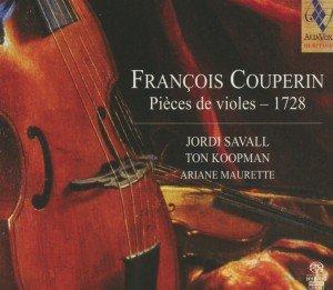 Pieces De Violes 1728