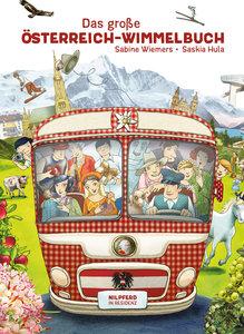 Das große Österreich-Wimmelbuch