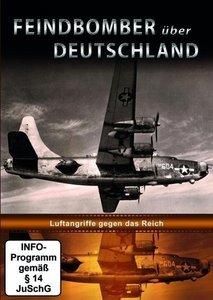 Feindbomber über Deutschland