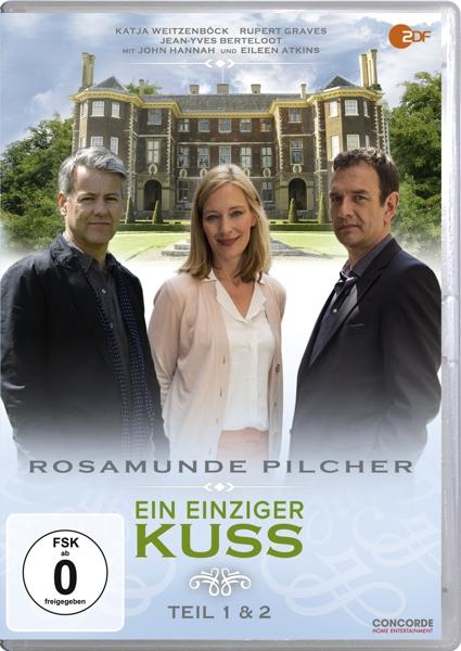 Rosamunde Pilcher Ein Einziger Kuss Teil 1 2 21086870 9