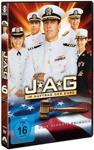 JAG: Im Auftrag der Ehre - Season 6 (6 Discs, Multibox)