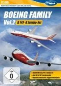 Boeing Family Vol. 2 (747)