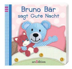 Mein Fingerpuppenbuch - Bruno Bär sagt Gute Nacht