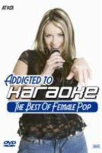 Zoom DVD Addicted To Karaoke Best Of Female Pop