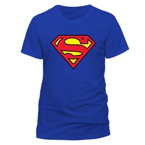 Logo (T-Shirt,Blau,Größe S)
