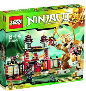 LEGO® Ninjago 70505 - Tempel des Lichts