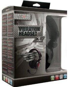 Venom - Vibration Headset XT - Kopfhörer für PC, PS3 und XBOX360