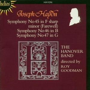 Sinfonien 45-47