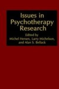 Issues in Psychotherapy Research