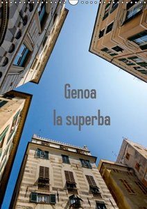 Veronesi, L: Genoa - La Superba / UK-Version