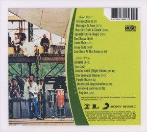 Live at Woodstock (Alben für die Ewigkeit)