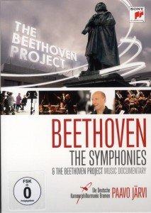 """Sinfonien 1-9 (GA) & """"Das Beethoven Projekt"""""""