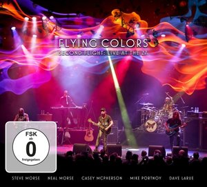 Second Flight: Live At The Z7 (3LP 180 Gr.+MP3)