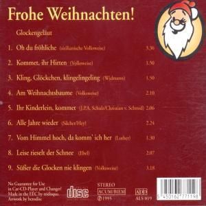 Various: Frohe Weihnachten! - zum Schließen ins Bild klicken