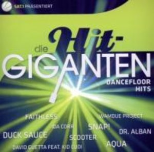 Die Hit Giganten-Dancefloor Hits