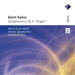 "Alain, M: Sinfonien 2 & 3 ""Organ"""