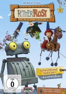 Ritter Rost - DVD zur TV Serie 05: Schrottland hebt ab
