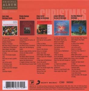Carols for Christmas-Original Album Classics